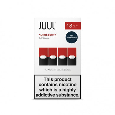 Alpine Berry JUUL Pods