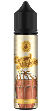 Caramel Milkshake 50ml By Juice n Power