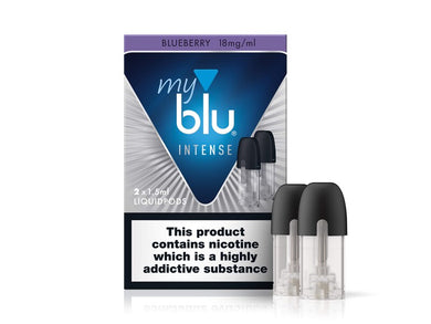 myblu BLUEBERRY INTENSE LIQUIDPOD