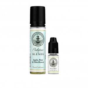 Apple, Pear & Elderflower 50ml by Padstow Blends