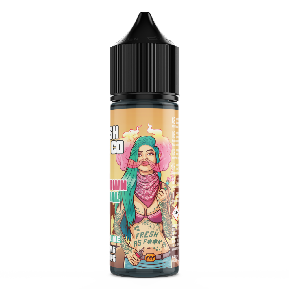 Downtown Central 50ml By Fresh Vape Company