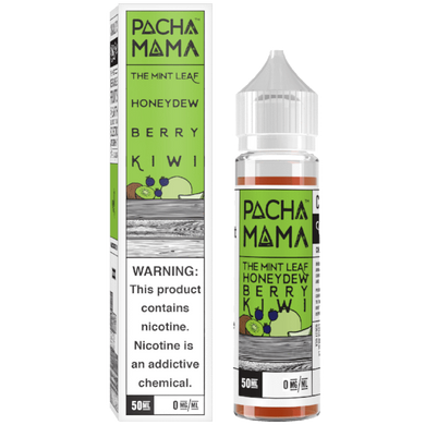The Mint Leaf 50ml By Pacha Mama