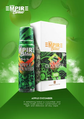 Apple Cucumber 50ml By Empire Brew