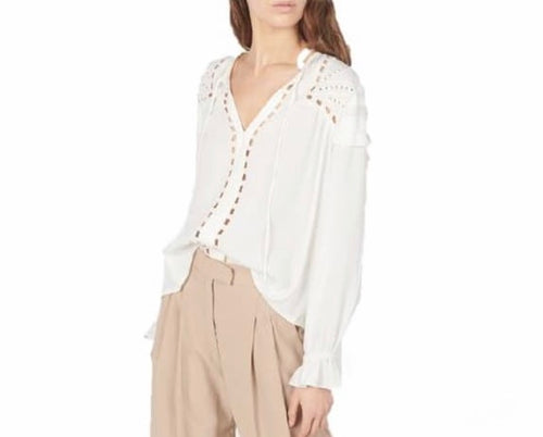 Suncoo Lorely Blouse - white