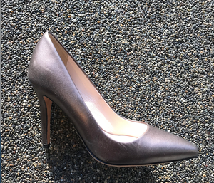 Cole Haan Emery Pump - dark silver