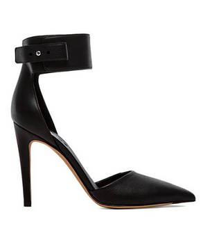 Vince Shoes Ada Heel - black