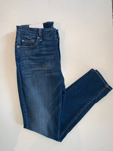 7 For All Mankind Ankle Skinny with Contour Jean - ATMB