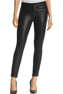 Paige Hoxton Ankle Jean - black fog luxe
