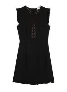 Suncoo Calista Dress - black