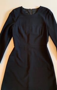 Judith & Charles Desmond Dress - Black