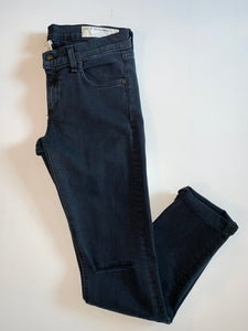 Rag & Bone Dre Jean with holes - aged cole