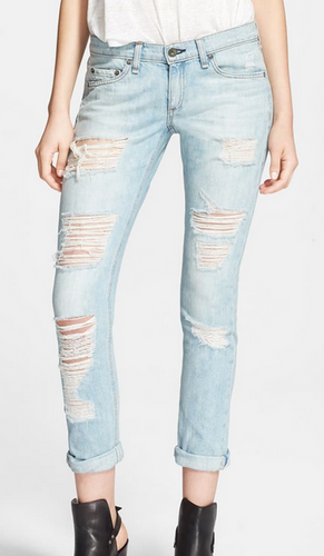 Rag & Bone Dre Jean - cliffs rebel