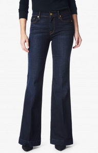 7 For All Mankind Ginger Wide Leg Jean - SWE
