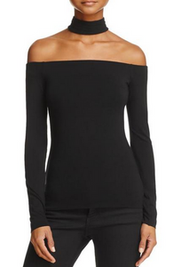 Bailey44 Hold Court Top - black