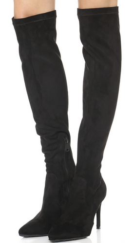 Joie Jemina B High Boot - black