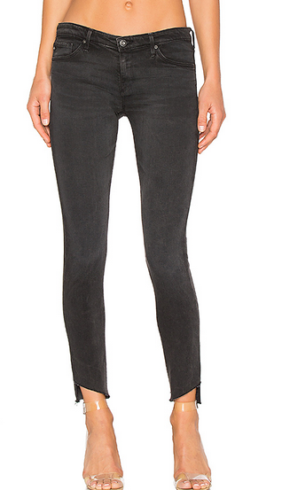 AG Legging Ankle - rustic black