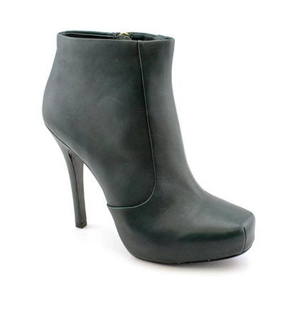 House of Harlow Leslie Zip Bootie - black