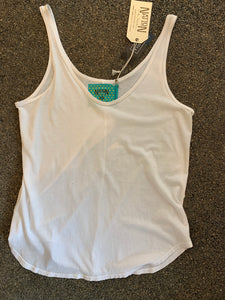 Nation Myrtle Beach Tank - white