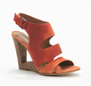 Kenneth Cole Night Vision Wedge - orange