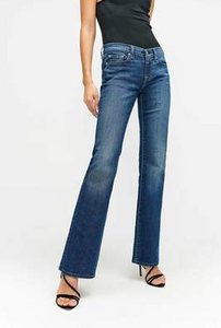 7 For All Mankind Original Bootcut Jean - blue