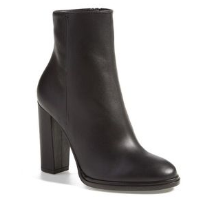 Vince Shoes Overton Claf Bootie - black