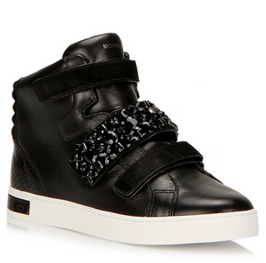 Michael Kors Randi High Top - black