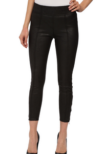 7 For All Mankind seamed legging - black