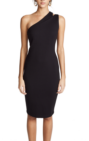 Bailey44 Sidewinder Dress - black