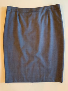 Judith & Charles Simon Skirt - Blue