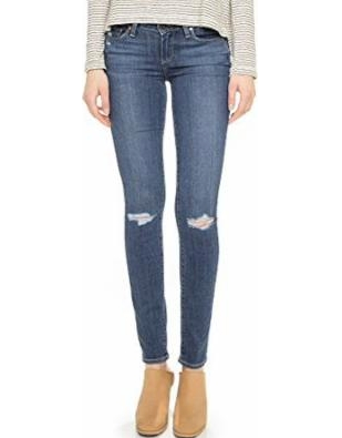 Paige Verdugo Ultra Skinny Jean - quinnley