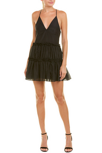 Cami NYC The Sky Dress - black