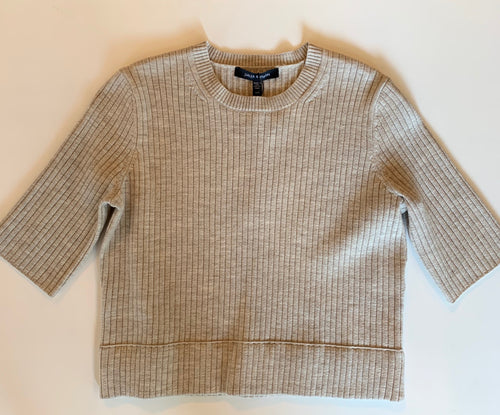 Judith & Charles Sonny Pullover - Oatmeal