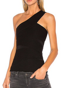 Bailey44 Spin Out Top - black