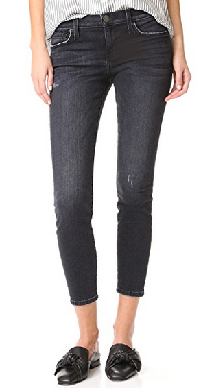 Current/Elliott The Stiletto Jean - topanga grey