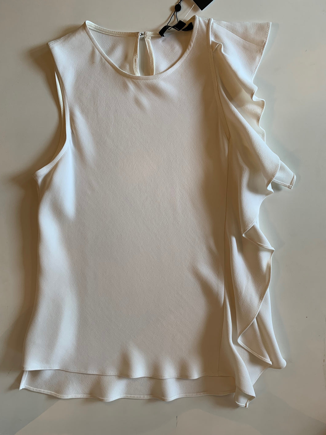 Judith & Charles Sumie Blouse - Off White