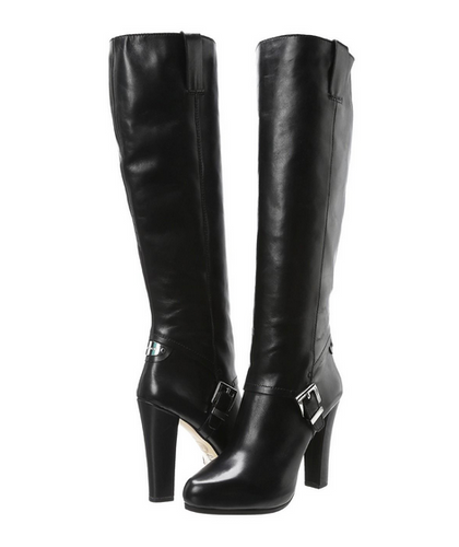 Michael Kors Tamara High Boot - black