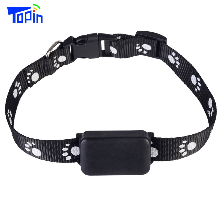 Collier GPS pour animaux, Waterproof, emplacement Carte SIM