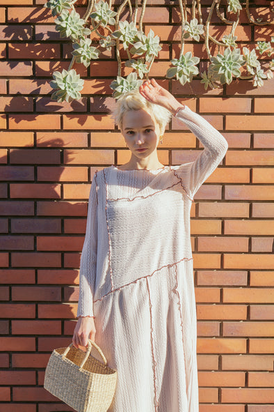 □■先行予約■□MELLOW LACE DRESS