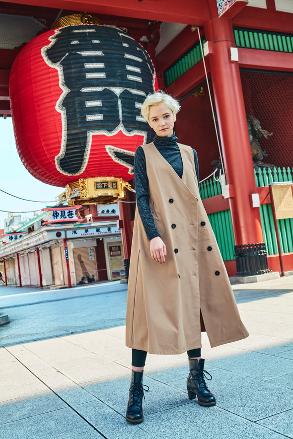 4WAY TRENCH COAT
