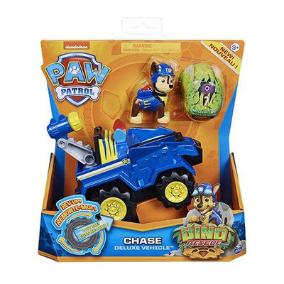 Paw patrol dino deluxe bil, Chase