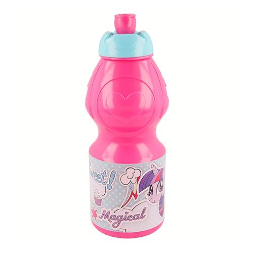 My Little Pony Drikkeflaske i Rosa 400 ML