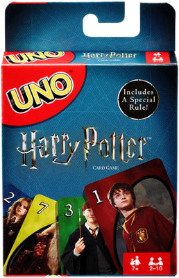 Harry Potter UNO Kortspill
