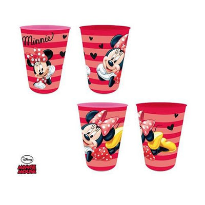 Disney Minni Mus Kopp 4 stk 330ML