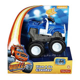 "Blaze slam & go monstertruck ""Crusher"" Fisher Price"