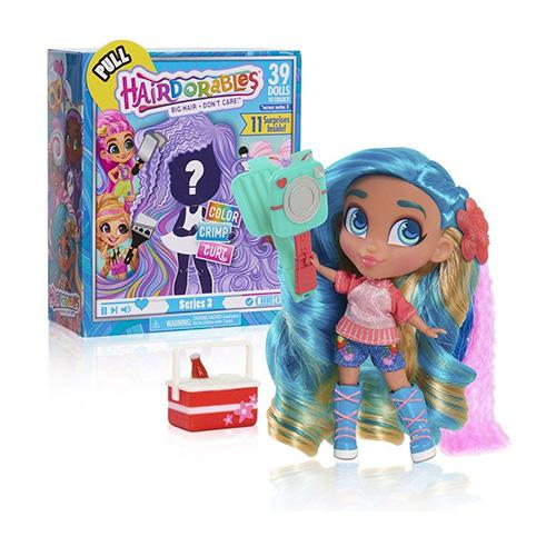 Hairdorables Dolls Season 3
