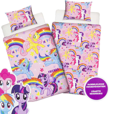 Reversibelt My little pony Sengesett