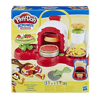 Play Doh Pizza Place