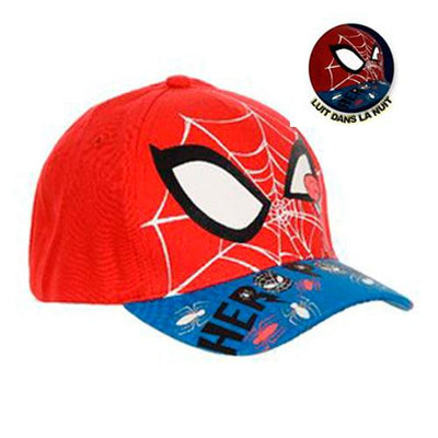 Spiderman Caps (Glow in the dark) 2-8 år