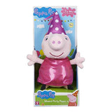 "Peppa Gris - Georg Gris ""Musical Party"" bamse"