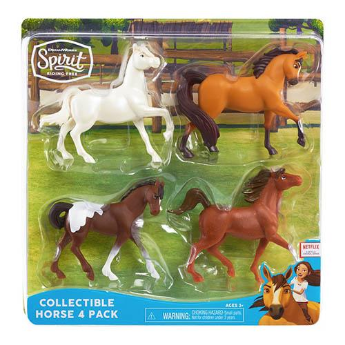 Spirit hester 4 pack